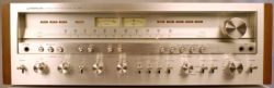 Pioneer SX-1250 Receiver. Click for larger image.