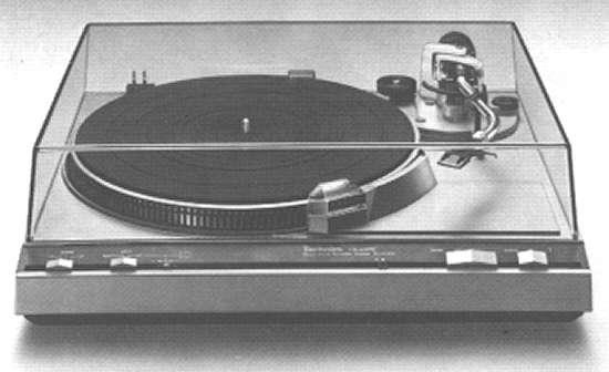 Vintage Technics Database